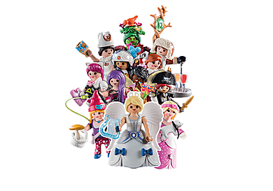 70243 PLAYMOBIL-Figures Girls (Serie 17)