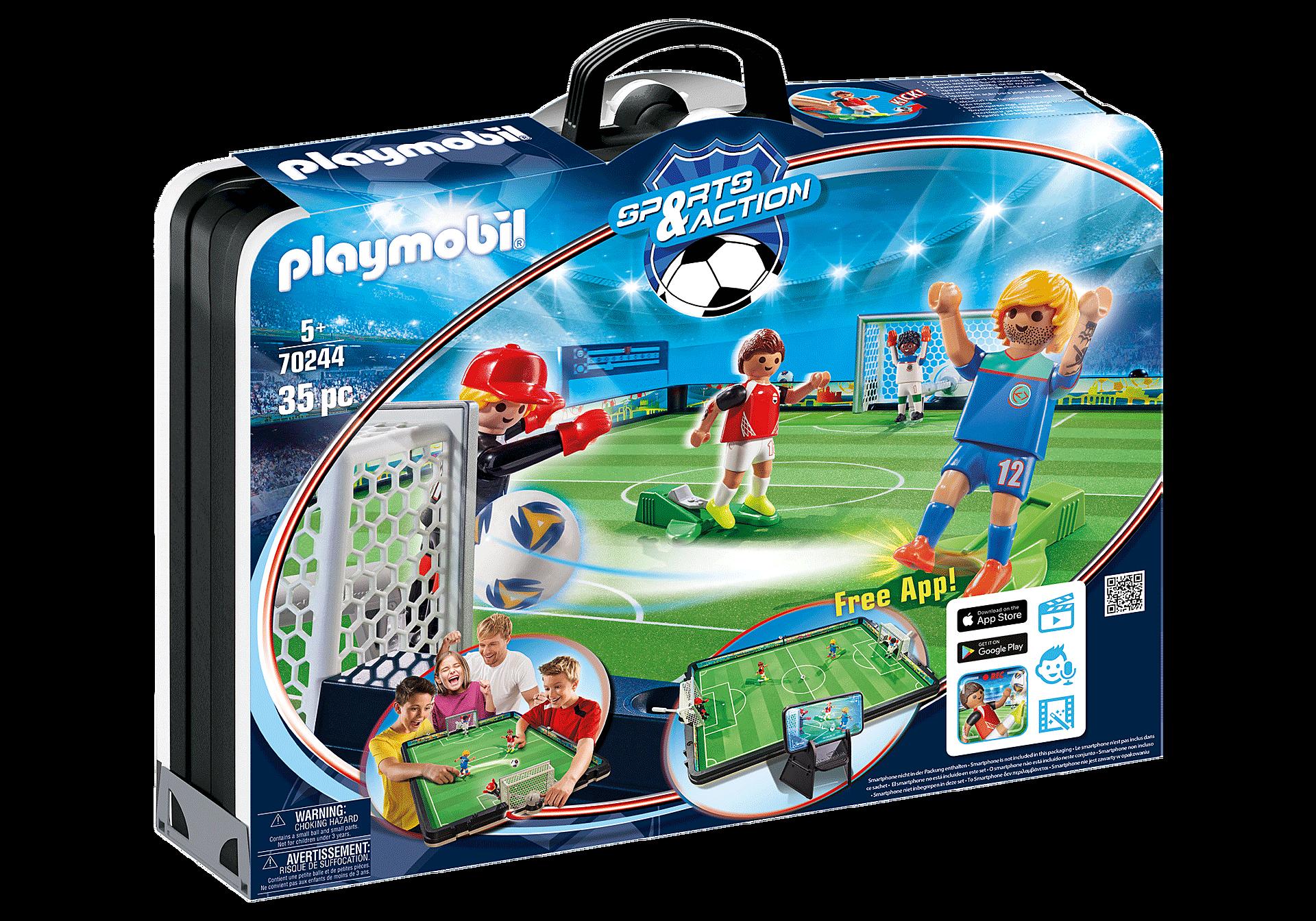 70244 Grand terrain de football transportable zoom image3