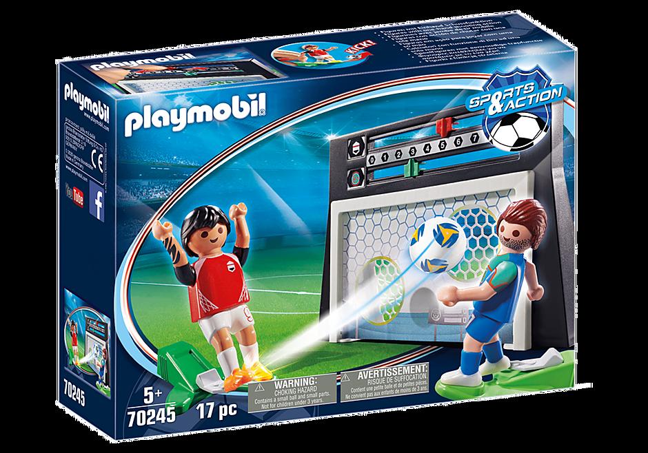 70245 Σετ εξάσκησης ποδοσφαίρου με πίνακα αποτελεσμάτων  detail image 2