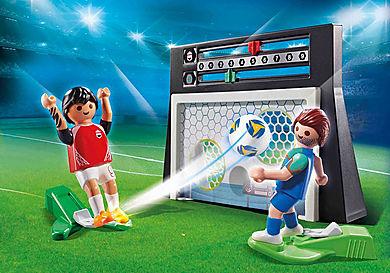 70245 Σετ εξάσκησης ποδοσφαίρου με πίνακα αποτελεσμάτων