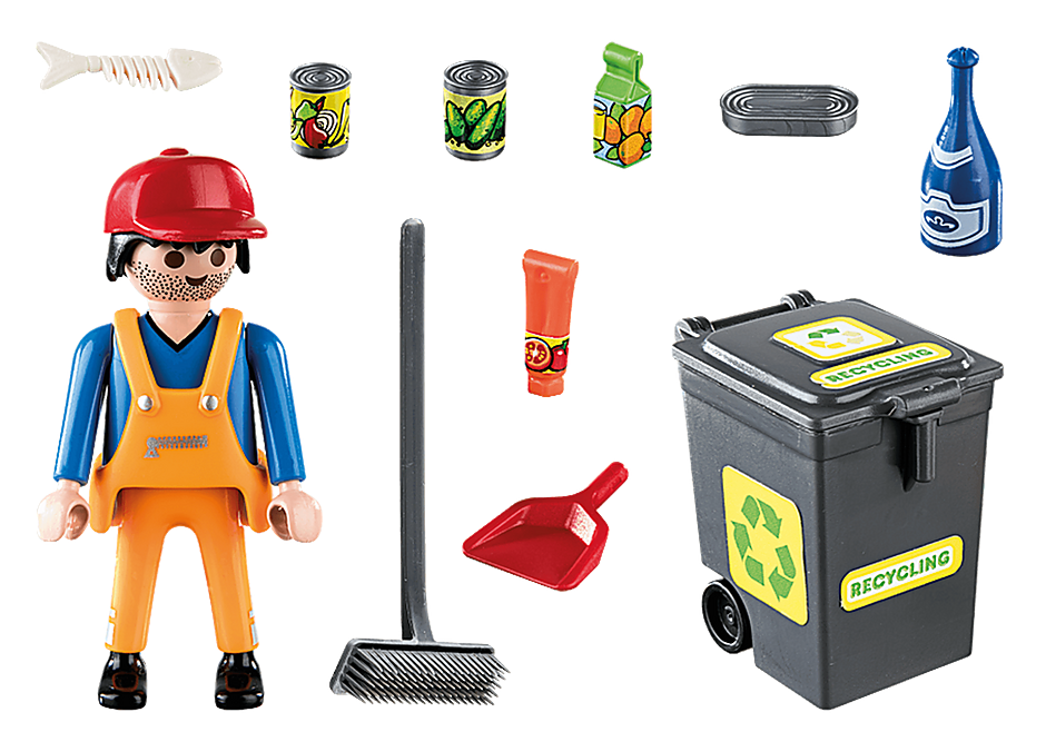 70249 Street Cleaner detail image 3