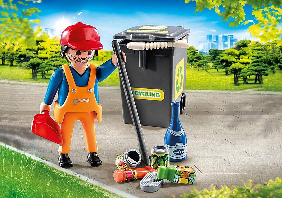 70249 Street Cleaner detail image 1