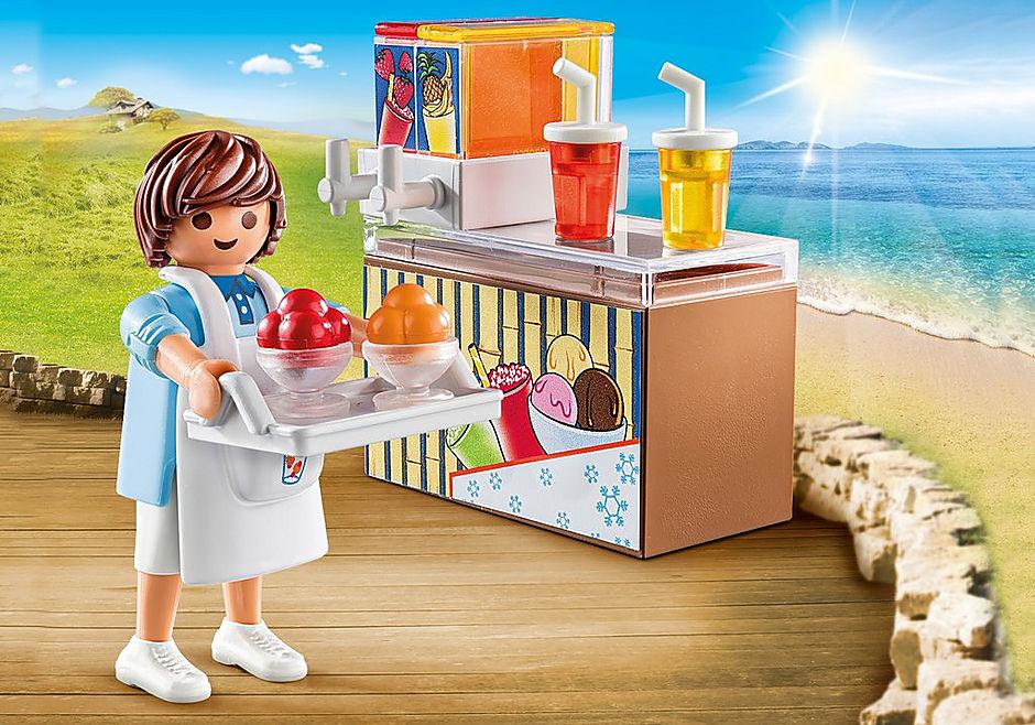 70251 Venditore di gelati e granite  detail image 1
