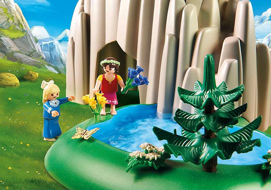 70254 Heidi, Peter e Clara al lago detail image 6