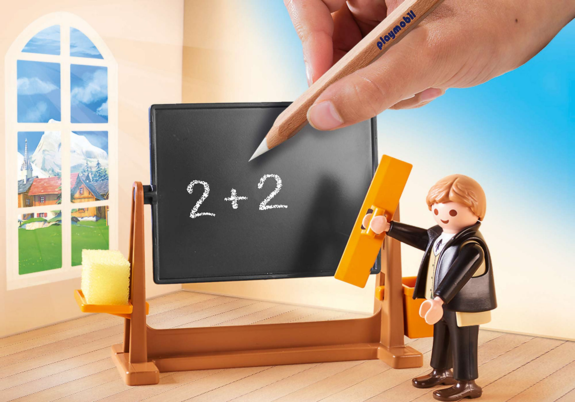 70256 Schulunterricht im Dörfli zoom image4