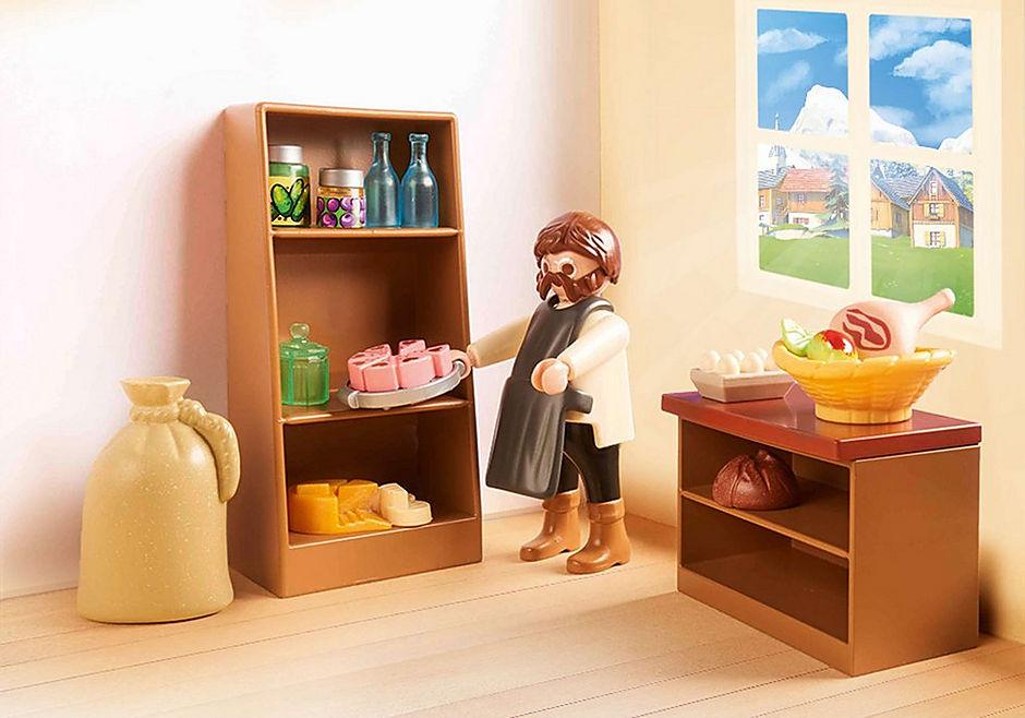 70257 Keller's Village Shop detail image 4