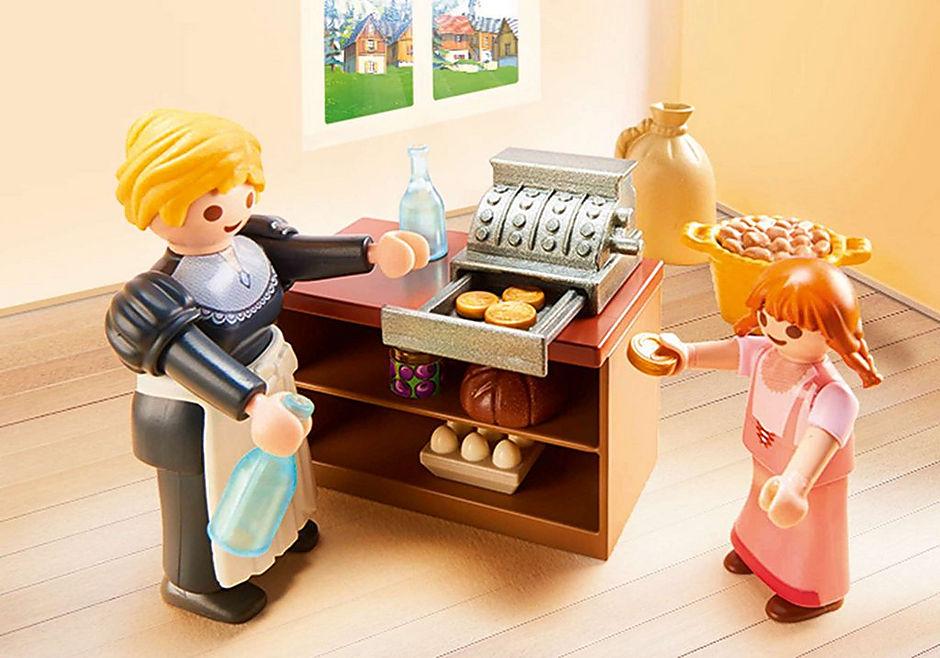 70257 Familien Kellers landsbybutik detail image 5