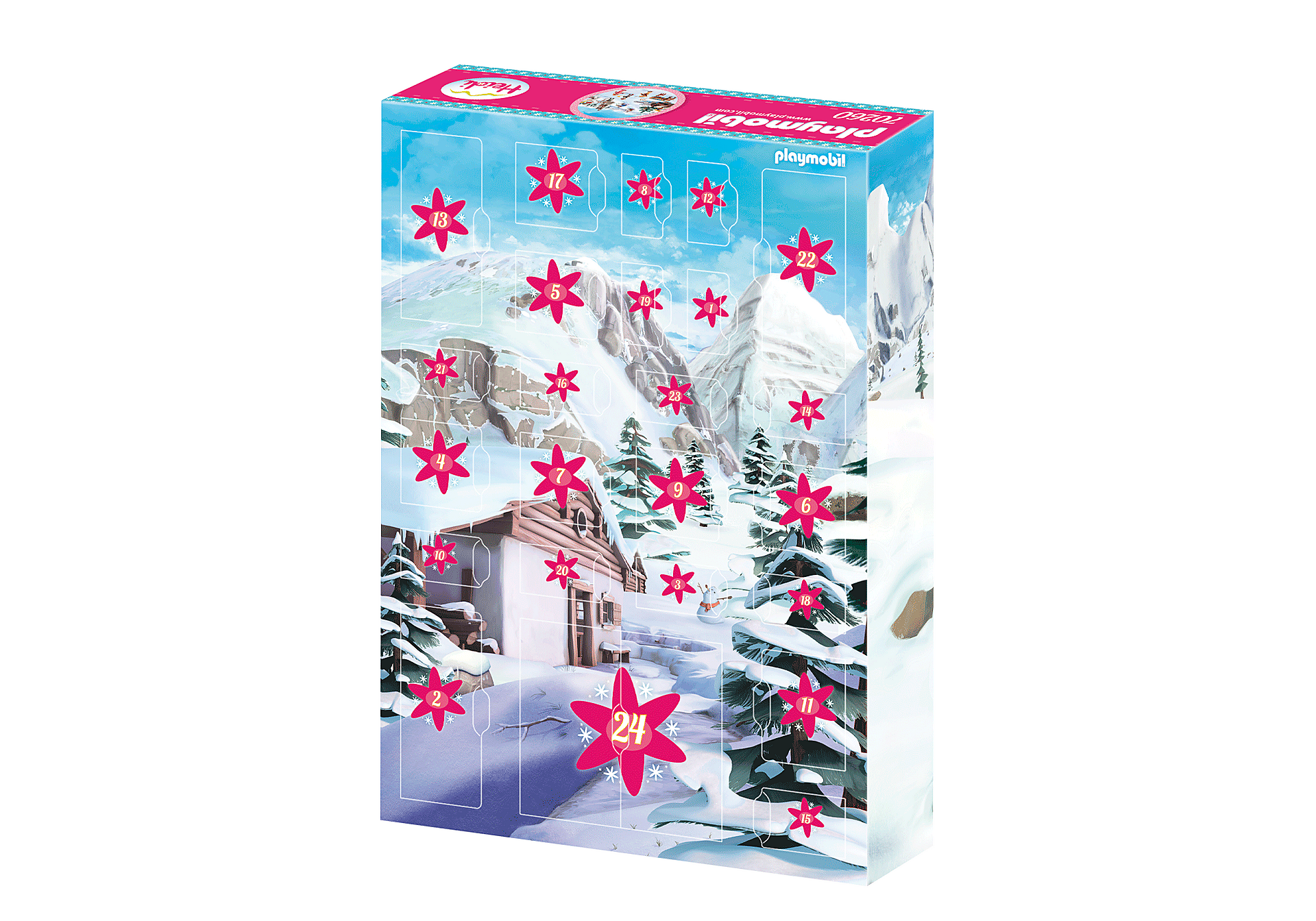 70260 Advent Calendar - Heidi's Winter World zoom image4