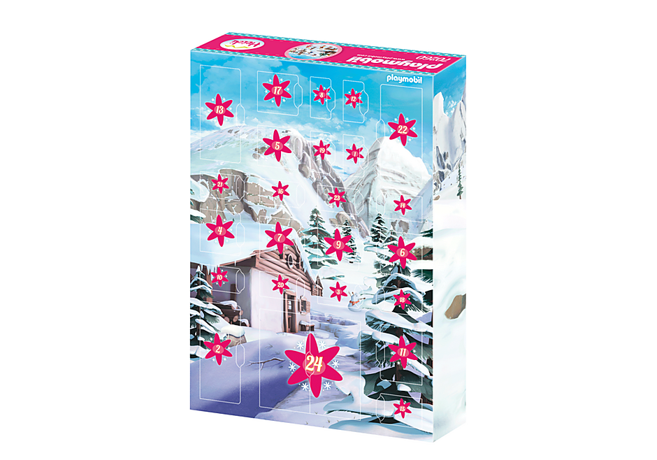 70260 Advent Calendar - Heidi's Winter World detail image 4