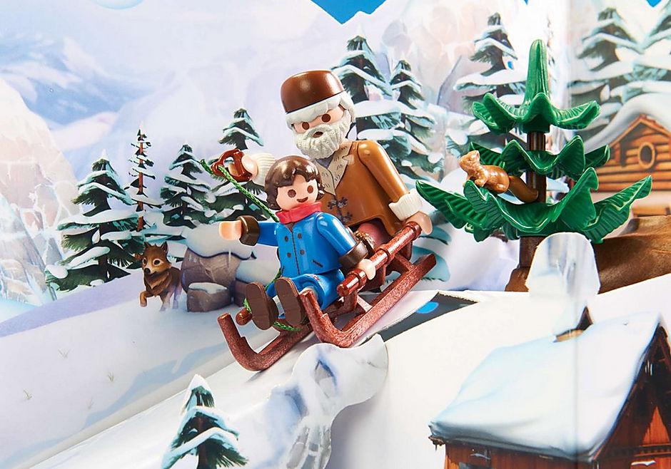 70261 Heidi e il paesaggio invernale detail image 5