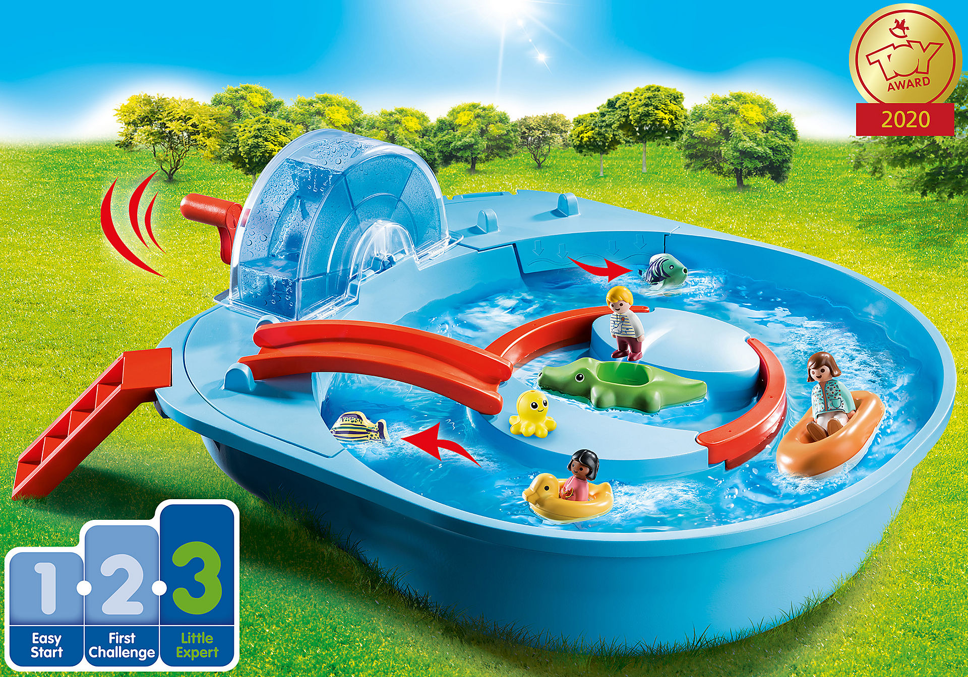 70267 Splish Splash Water Park zoom image1