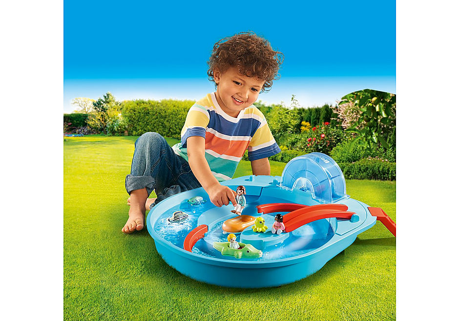 70267 Splish Splash Water Park detail image 5