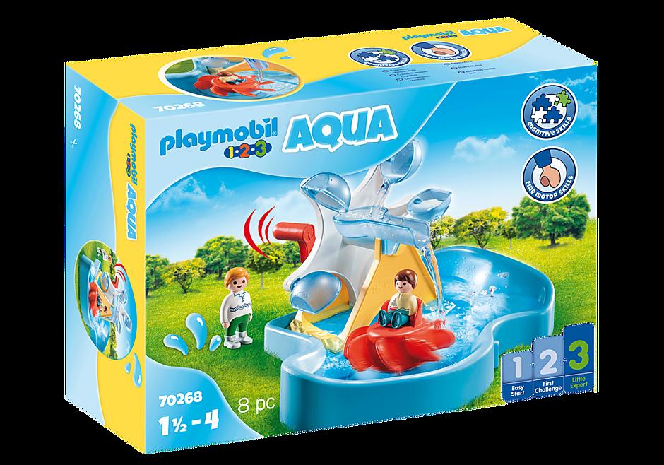 70268 Aqua-Water Carrousel detail image 2