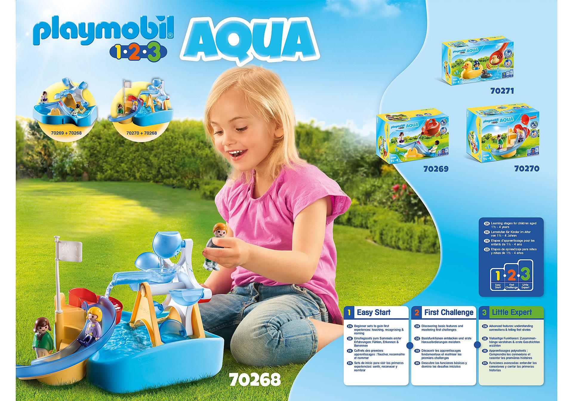 70268 Ruota acquatica con giostrina zoom image4