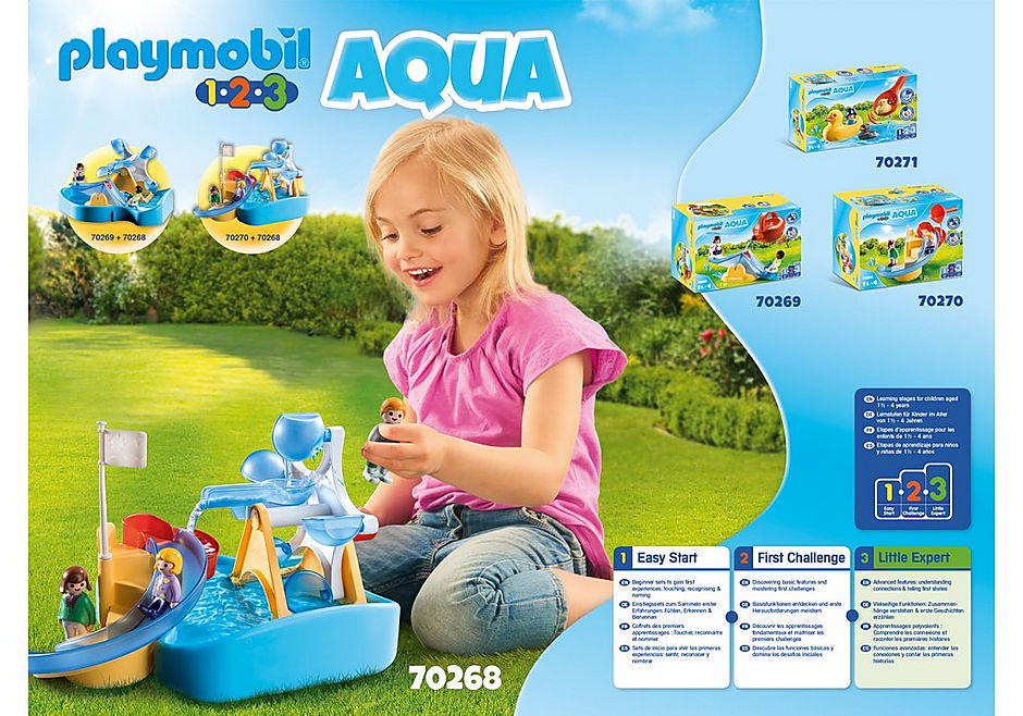 70268 Wasserrad mit Karussell detail image 4