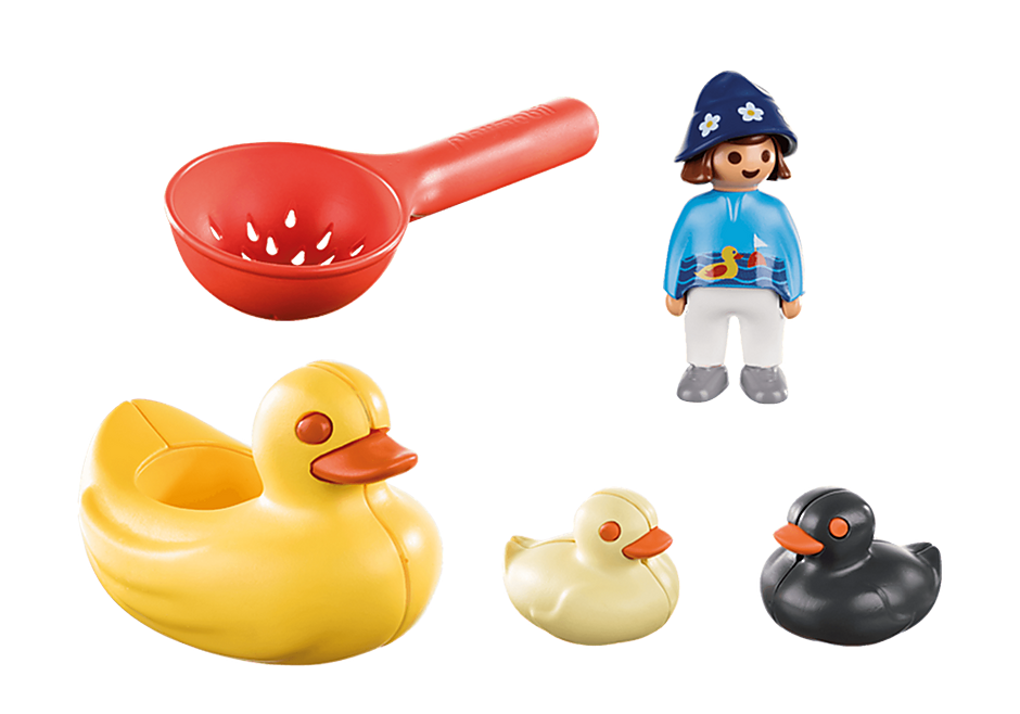 70271 Duck Family detail image 3