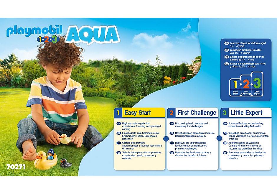 70271 Famille de canards et enfant detail image 5