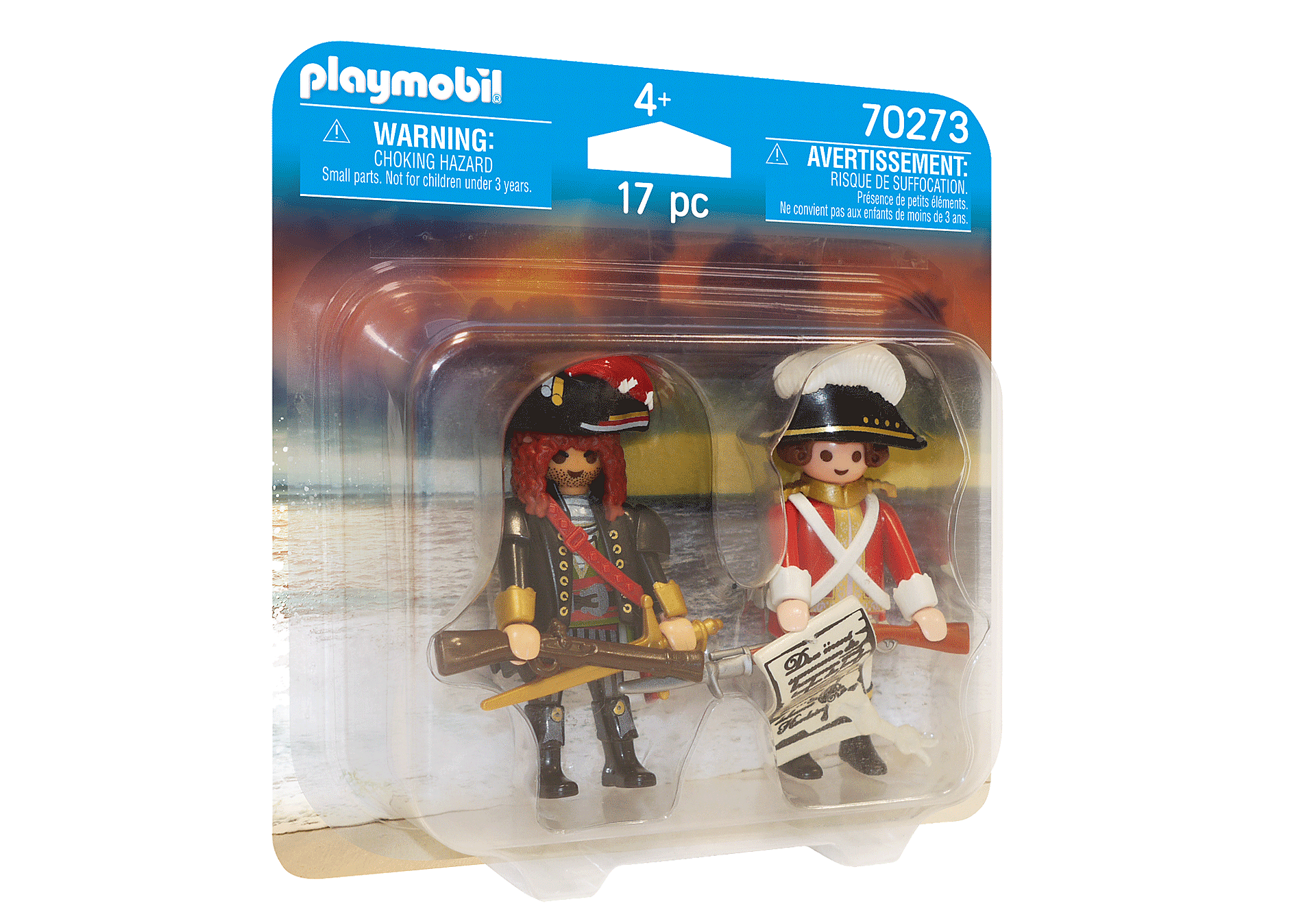 70273 Pirate and Redcoat zoom image2