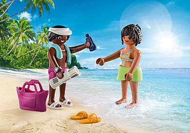 70274 Vacation Couple
