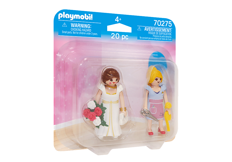 70275 Princesse et styliste  detail image 2