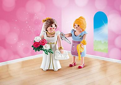 70275 Menyasszony és varrónő
