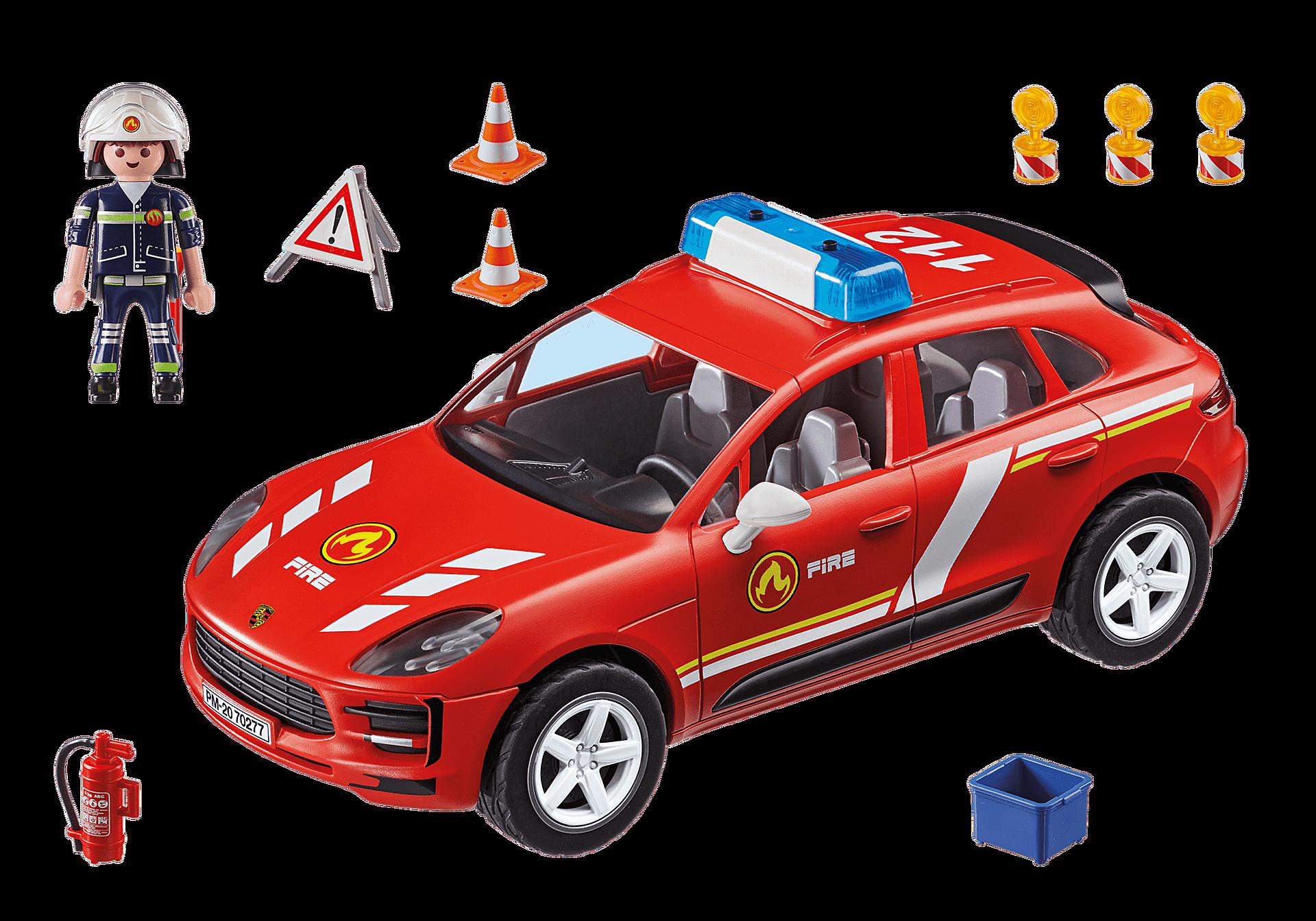 70277 Porsche Macan S dei Vigili del Fuoco zoom image3