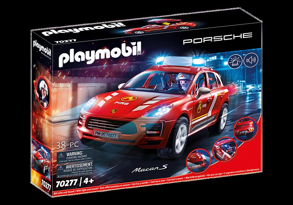 70277 Porsche Macan S dei Vigili del Fuoco detail image 2
