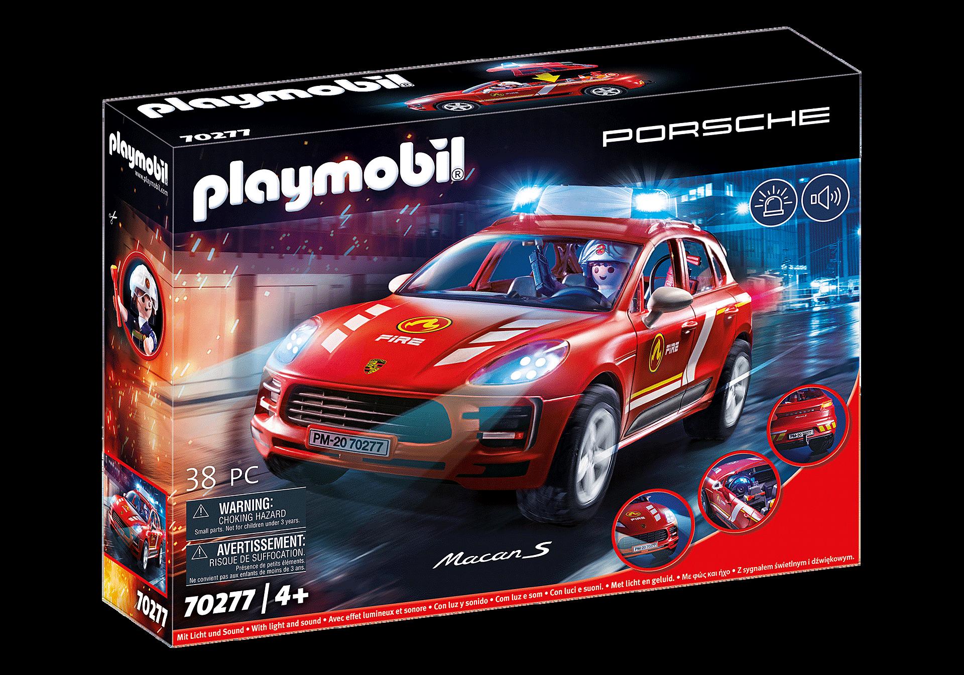70277 Porsche Macan S et pompier zoom image2