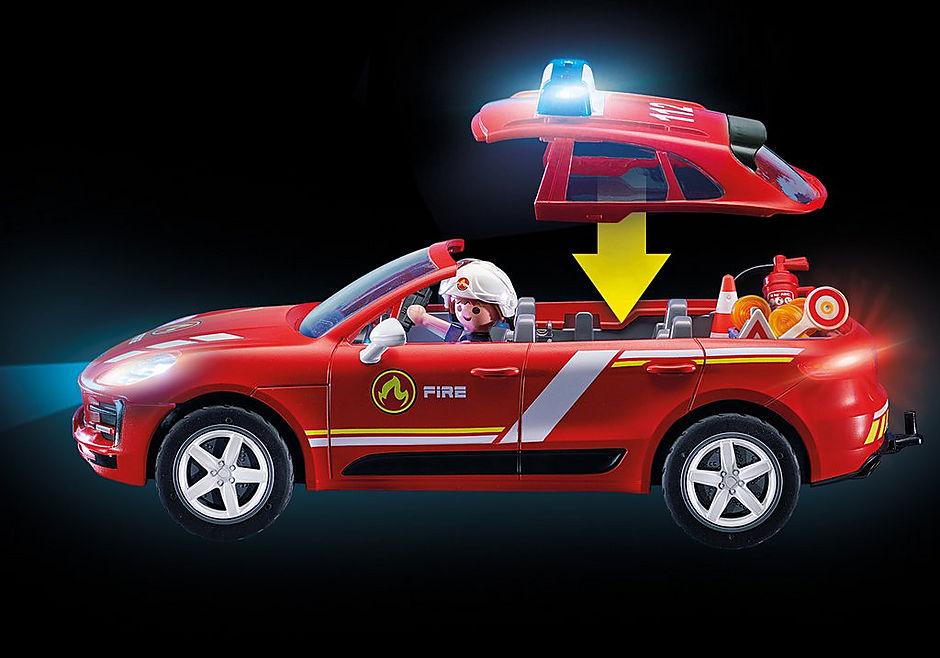 70277 Porsche Macan S Feuerwehr detail image 7