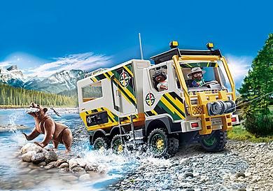 70278 Camion della Missione Avventura
