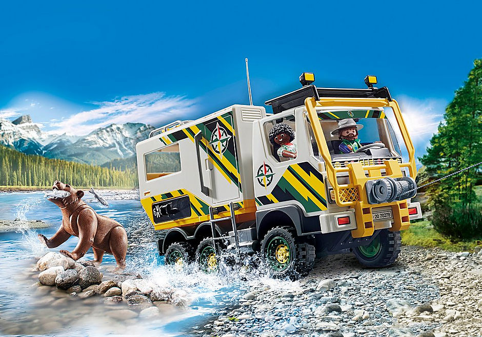 70278 Pojazd na wyprawy badawcze detail image 1
