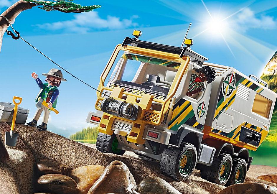 70278 Camion della Missione Avventura detail image 3