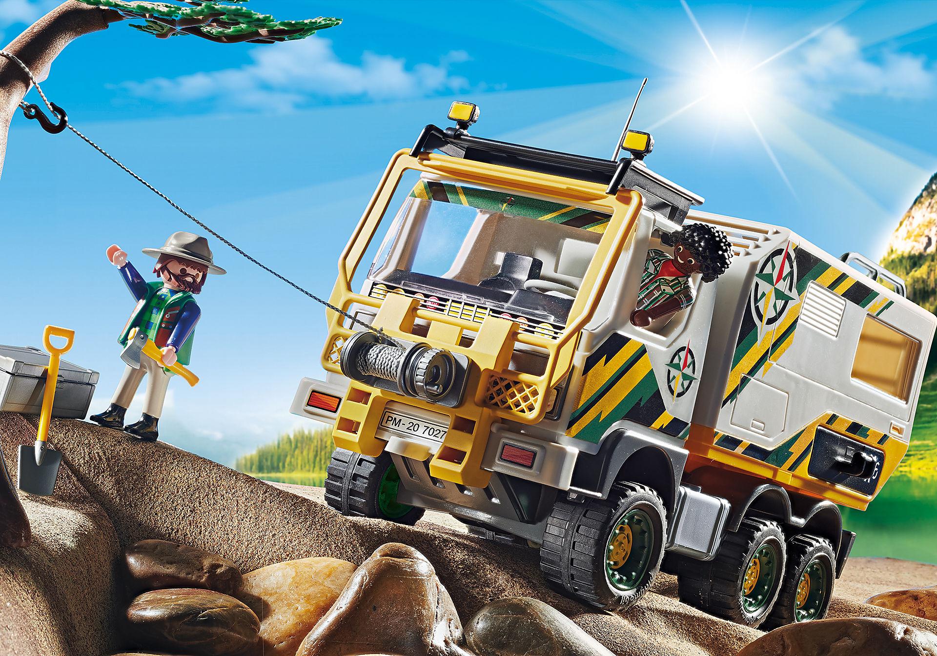 70278 Camion della Missione Avventura zoom image3