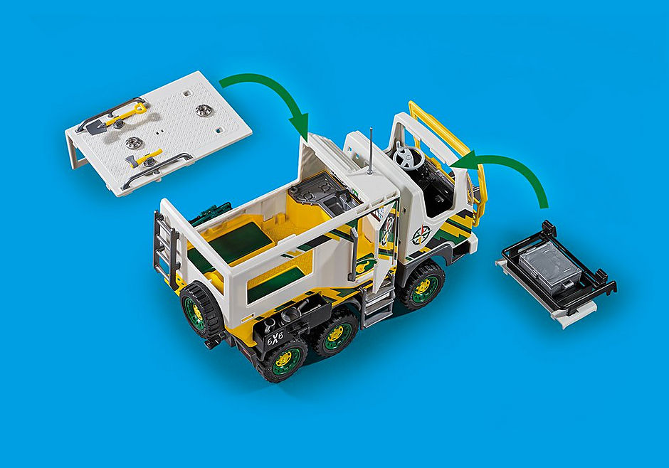 70278 Pojazd na wyprawy badawcze detail image 5