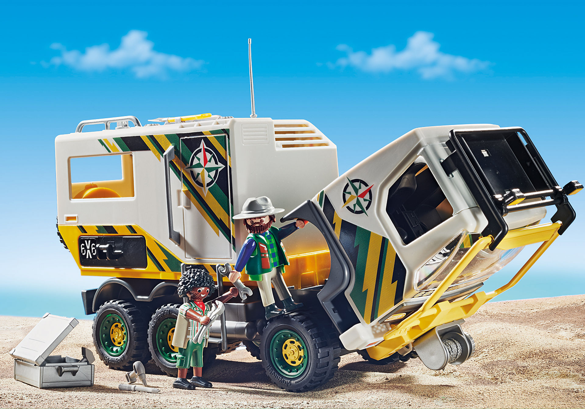 70278 Camion della Missione Avventura zoom image5