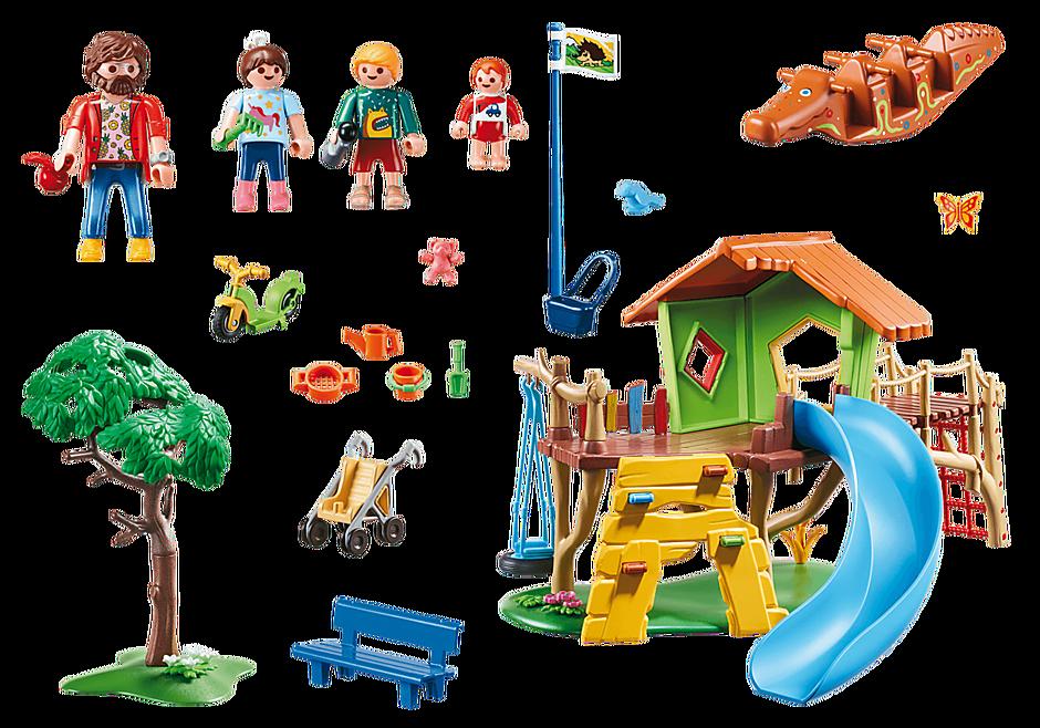 70281 Avontuurlijke speeltuin detail image 4
