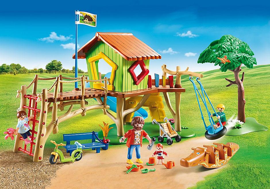 70281 Avontuurlijke speeltuin detail image 1