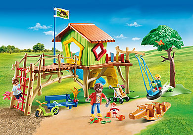70281 Avontuurlijke speeltuin