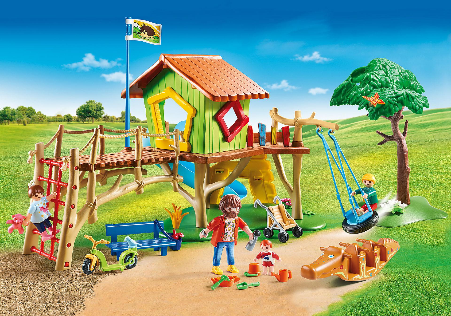 70281 Parco giochi dell'asilo zoom image1
