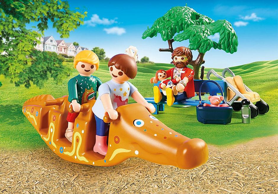 70281 Avontuurlijke speeltuin detail image 5