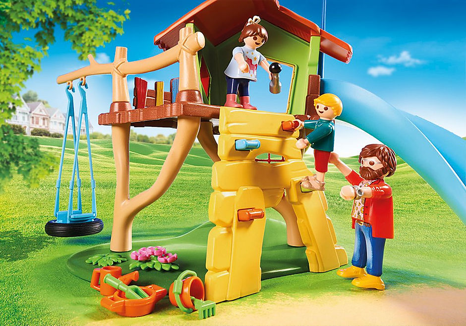 70281 Parc de jeux et enfants detail image 5