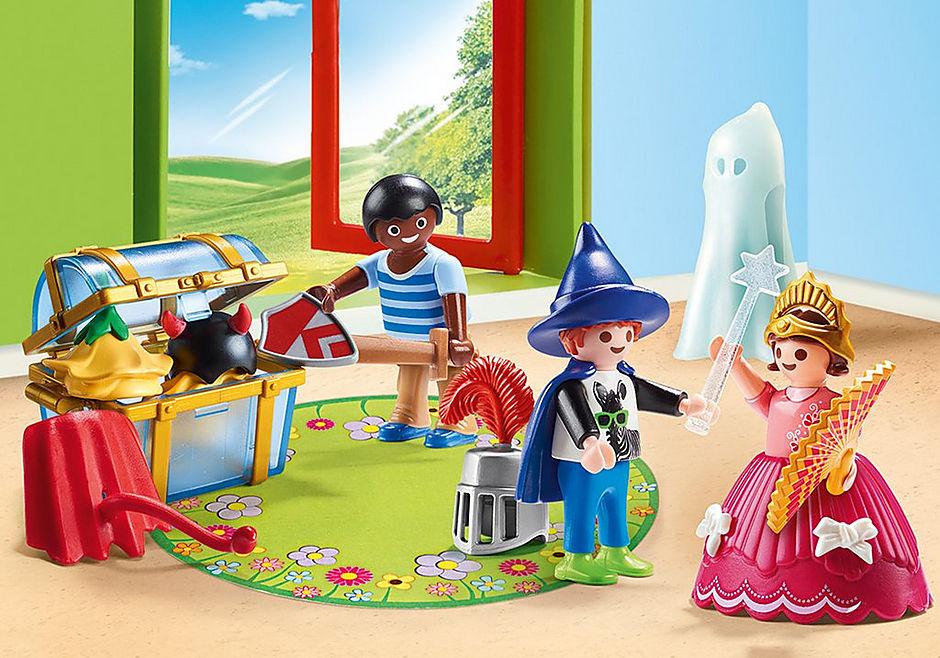 70283 Kinder mit Verkleidungskiste detail image 1