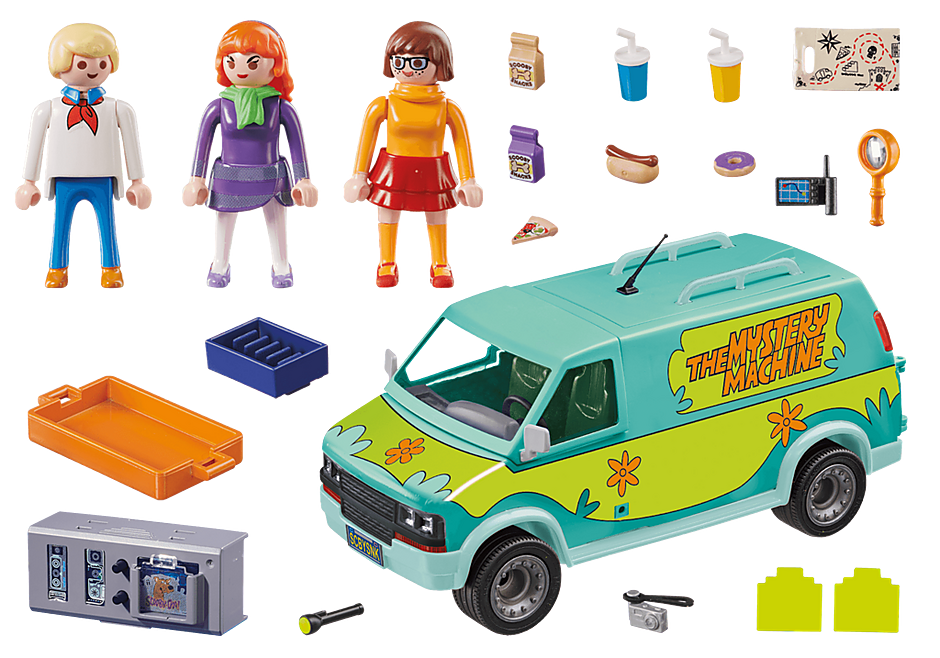 70286 SCOOBY-DOO! Mystery Machine detail image 3