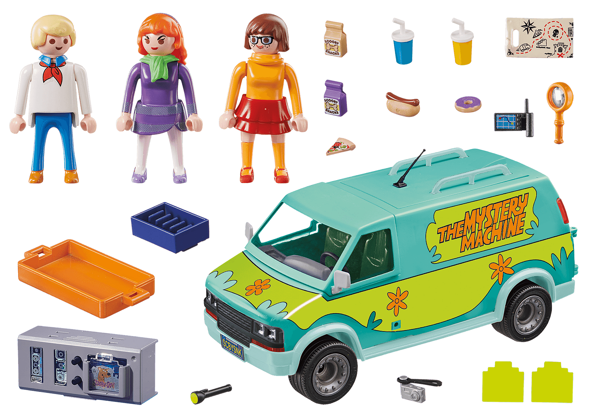 70286 SCOOBY-DOO! Mystery Machine zoom image4