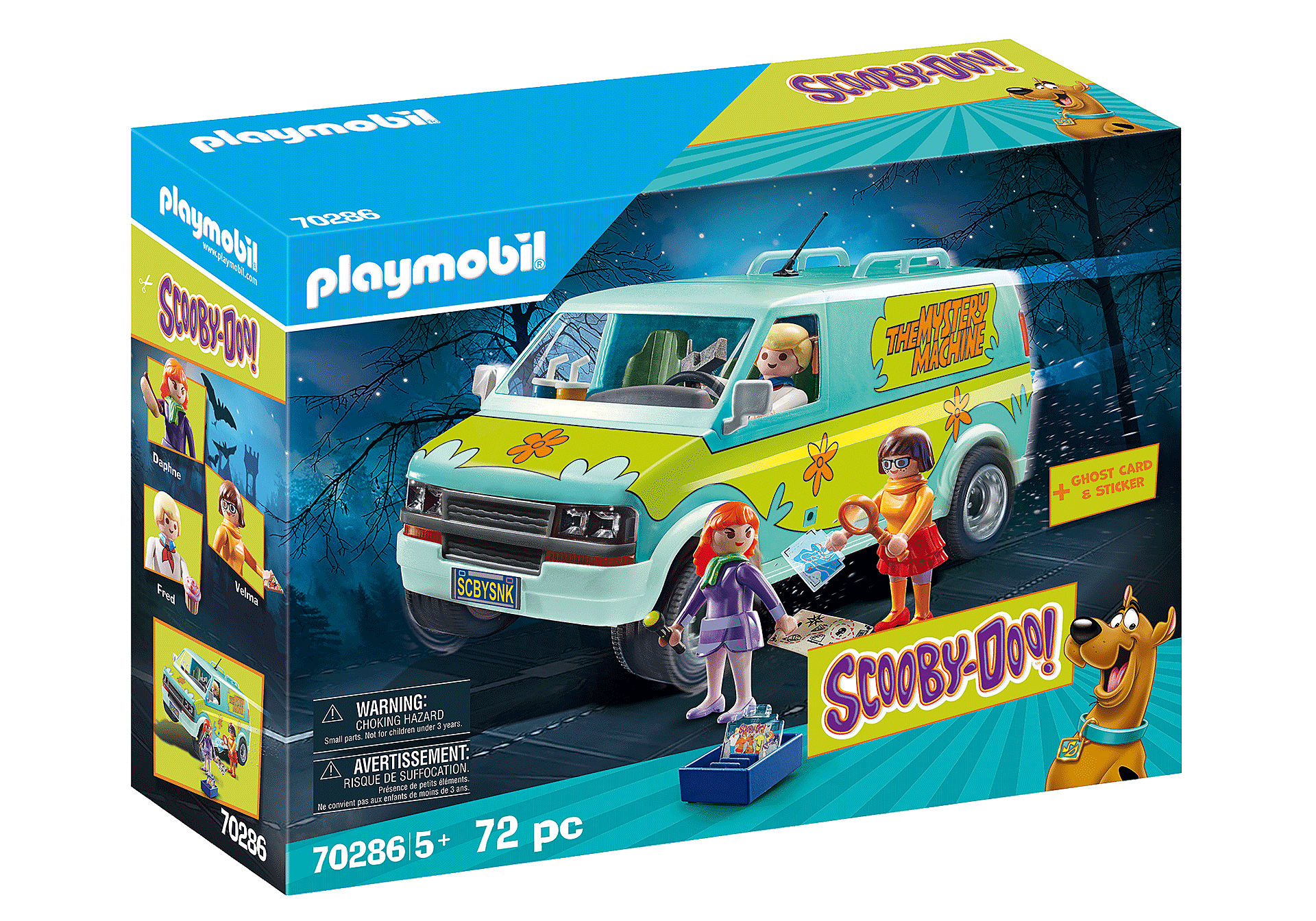 70286 SCOOBY-DOO! Mystery Machine zoom image3