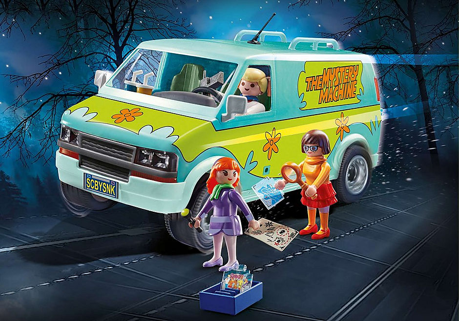 70286 SCOOBY-DOO! Mystery Machine detail image 1