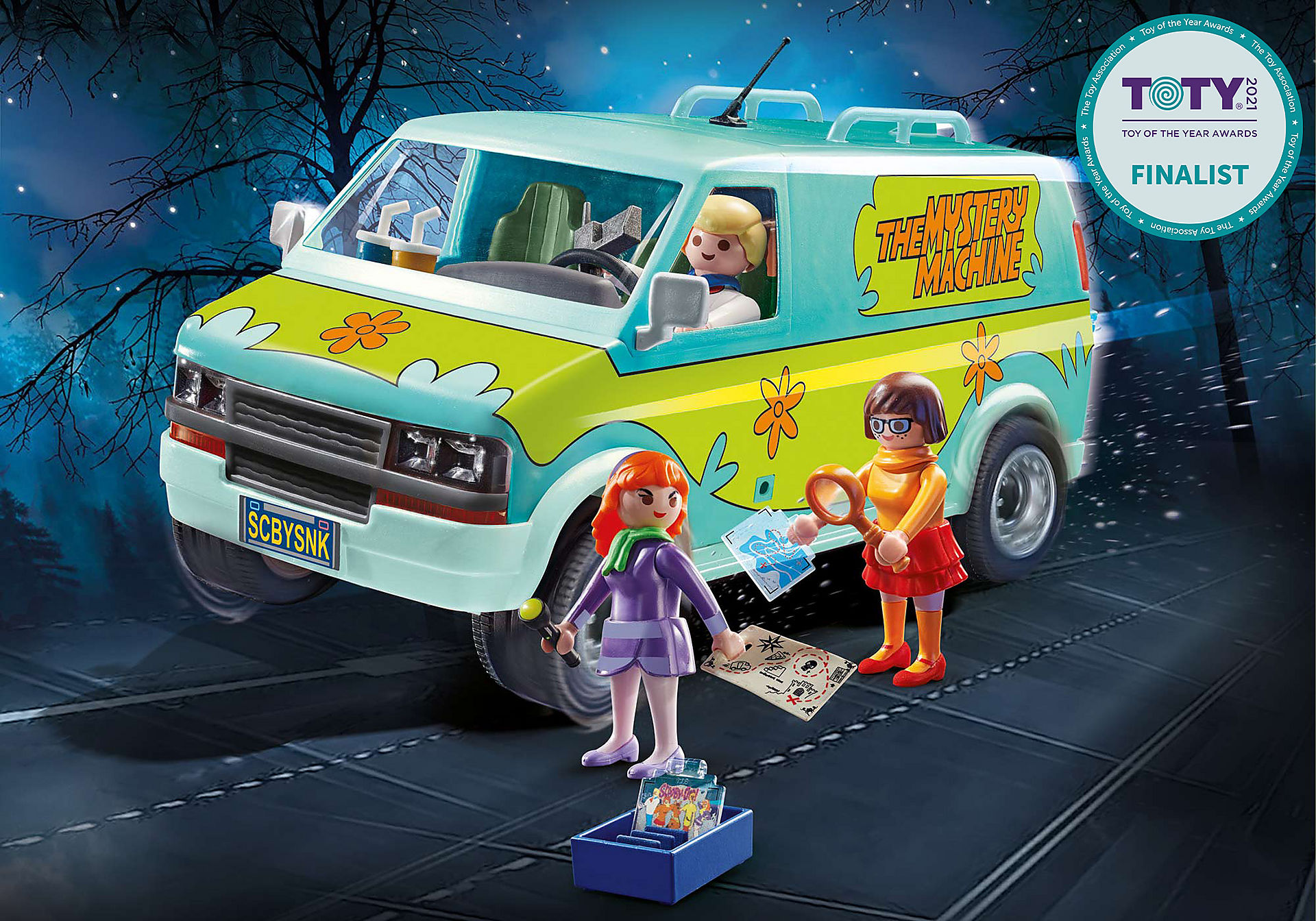 70286 SCOOBY-DOO! Mystery Machine zoom image1
