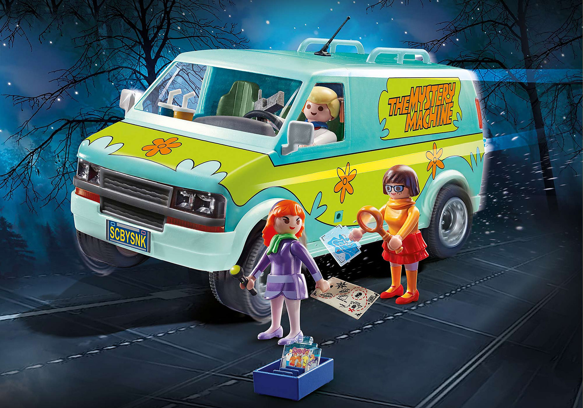 70286 SCOOBY-DOO! Mystery Machine zoom image1