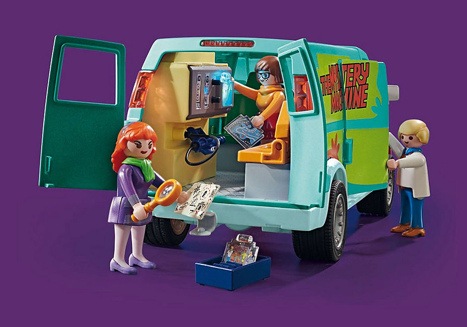 70286 SCOOBY-DOO! Mystery Machine detail image 4