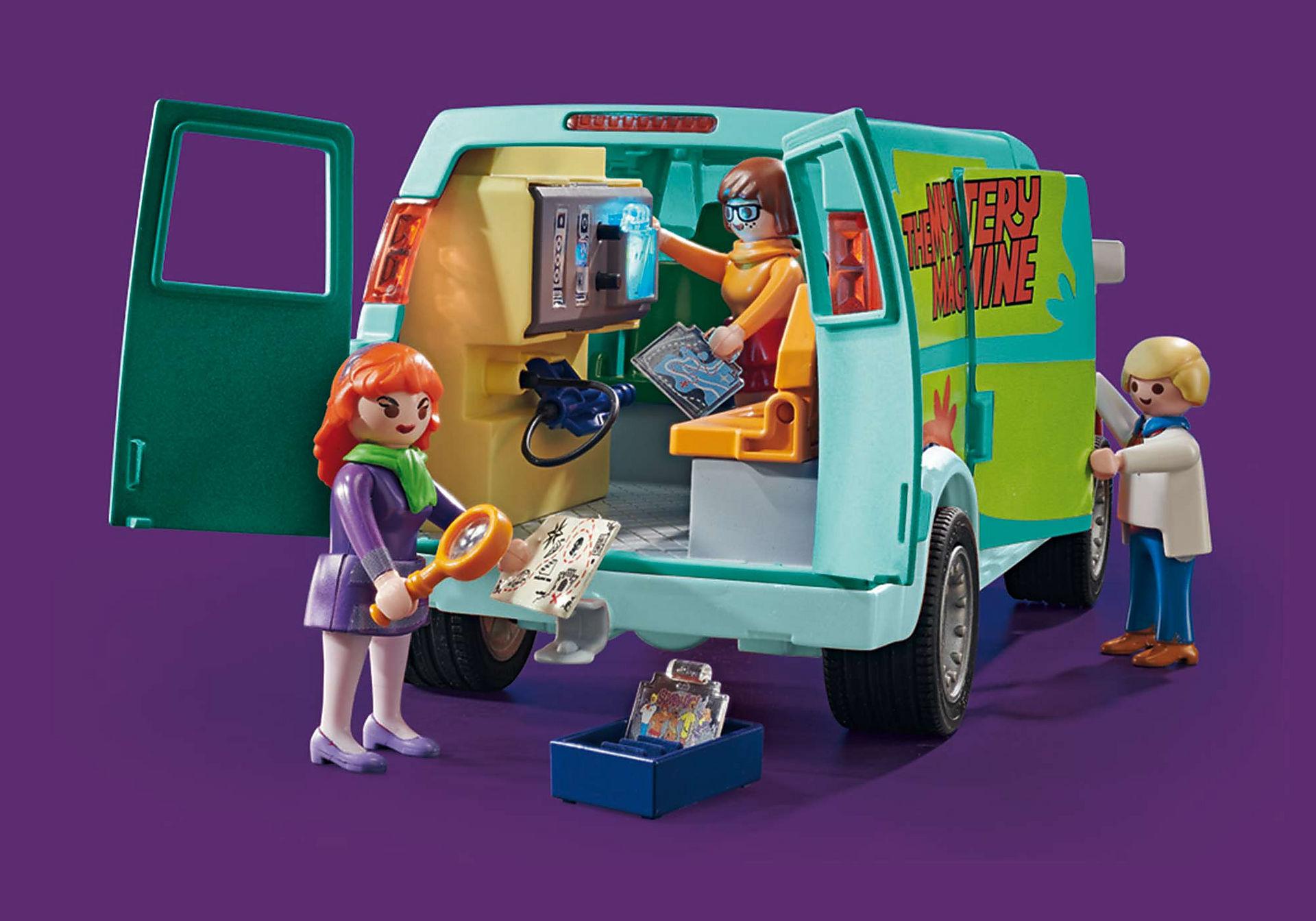 70286 SCOOBY-DOO! Mystery Machine zoom image4